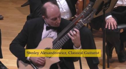 StanleyAlexandrowicz-ClassicalGuitarist