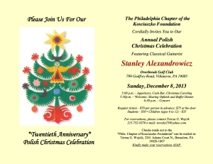 You are Warmly Invited.....December 8